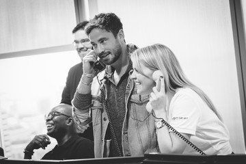 Danny Cipriani The 13th Annual BGC Charity Day at BGC Partners in London's Canary Wharf - Behind the Scenes