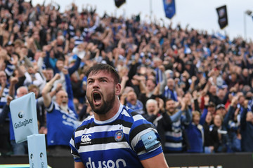 Danny Cipriani Bath Rugby vs. Gloucester Rugby - Gallagher Premiership Rugby