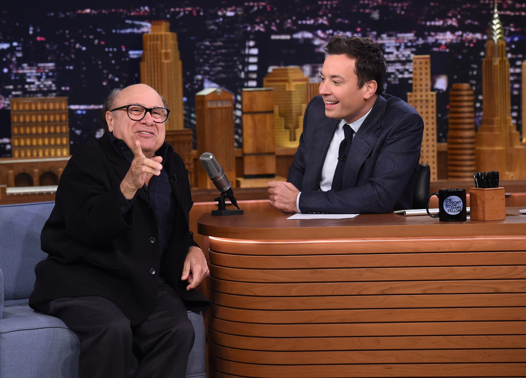 ddc8c50b9e62e Jimmy Fallon and Danny DeVito Photos»Photostream · Pictures · Danny DeVito  and Khloe Kardashian Visit