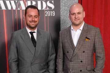 Danny Dyer The British Soap Awards 2019 - Red Carpet Arrivals