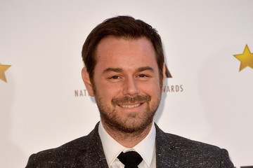 Danny Dyer National Television Awards Winners Room