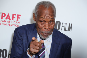"""Danny Glover 28th Annual Pan African Film And Arts Festival - Opening Night Premiere Of """"HERO"""""""