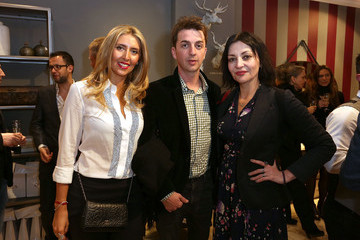 Danny Goffey Caroline True Collection Launches in London