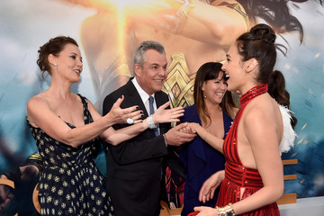 Danny Huston Premiere of Warner Bros. Pictures' 'Wonder Woman' - Red Carpet