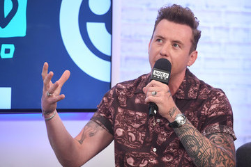 Danny Jones BUILD: 'The Voice Kids'