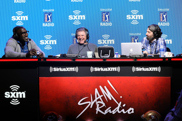 Danny Kanell SiriusXM At Super Bowl LIV - Day 1