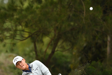 Danny Lee ISPS Handa World Cup of Golf - Day 3