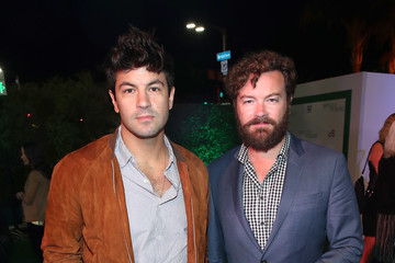 Danny Masterson FIJI Water at the 'Battle of the Sexes' Los Angeles Premiere