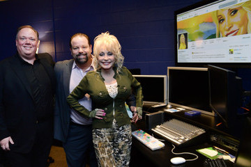 Danny Nozell QVC Presents A Night In Nashville With Dolly Parton - Rehearsals