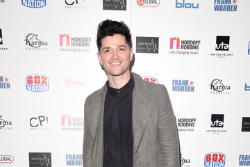 Danny O'Donoghue The Nordoff Robbins Championship Boxing Dinner