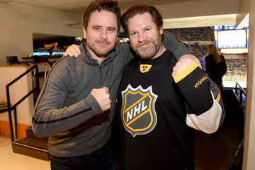 Danny Rowe Celebrities Attend the 2016 NHL All-Star Game