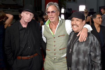 "Danny Trejo Premiere Of Dimension Films' ""Sin City: A Dame To Kill For"" - Red Carpet"