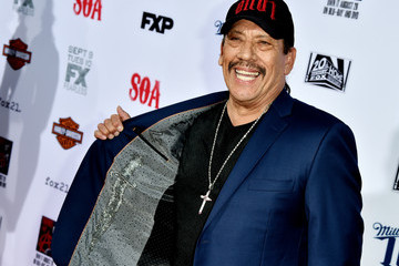 """Danny Trejo Premiere Screening Of FX's """"Sons Of Anarchy"""" - Red Carpet"""