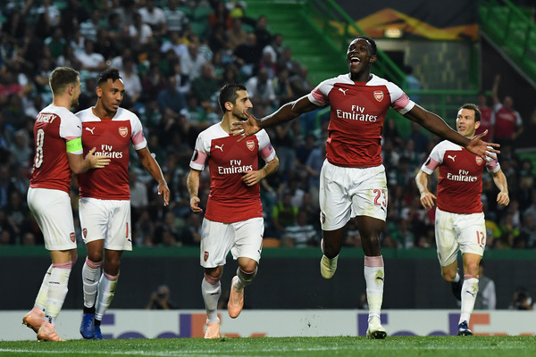 Sporting CP vs. Arsenal - UEFA Europa League - Group E