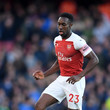 Danny Welbeck Arsenal v Everton - Premier League