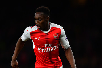 Danny Welbeck Arsenal v West Ham United - Premier League