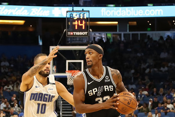 Dante Cunningham San Antonio Spurs v Orlando Magic