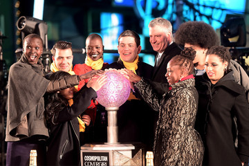 Dante de Blasio Times Square New Year's Eve Official Charity Partner, International Rescue Committee