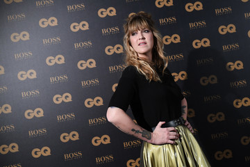Daphne Burki GQ Men Of The Year Awards 2016 : Photocall At Musee D'Orsay