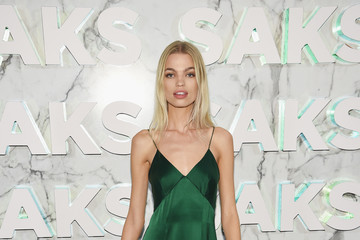 Daphne Groeneveld Saks Celebrates New Main Floor With Lupita Nyong'o, Carine Roitfeld And Musical Performance By Halsey