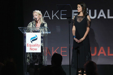 Daphne Zuniga Equality Now's Third Annual 'Make Equality Reality' Gala - Red Carpet