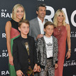 Darby Dempsey Premiere Of 20th Century Fox's 'The Art Of Racing In The Rain' - Red Carpet
