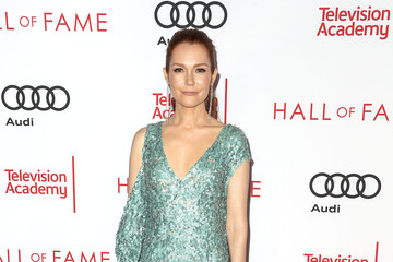 Darby Stanchfield Television Academy's 24th Hall of Fame Ceremony - Arrivals
