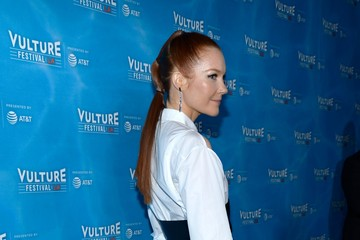 Darby Stanchfield Vulture Festival Los Angeles - Day 1