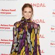 Darby Stanchfield The Actors Fund's 'Scandal' Finale Live Stage Reading