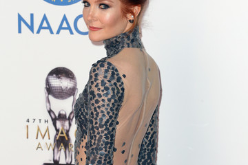 Darby Stanchfield 47th NAACP Image Awards Presented By TV One - Arrivals