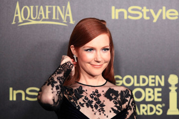 Darby Stanchfield Golden Globe Award Season Celebrated — Part 2