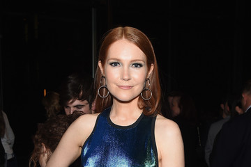Darby Stanchfield Entertainment Weekly And PEOPLE Upfronts Party At Second Floor In NYC Presented By Netflix And Terra Chips - Inside