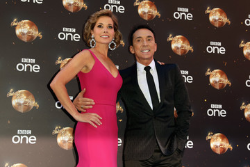 Darcey Bussell Bruno Tonioli 'Strictly Come Dancing 2018' - Red Carpet Launch