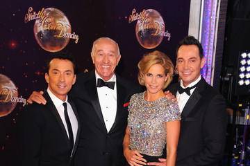 Darcey Bussell Craig Revel Horwood 'Strictly Come Dancing' Launch