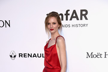 Daria Strokous amfAR's 23rd Cinema Against AIDS Gala - Arrivals