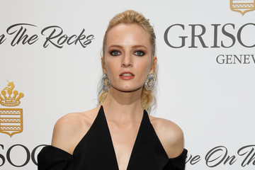 Daria Strokous DeGrisogono 'Love on the Rocks' Party at the 70th Annual Cannes Film Festival