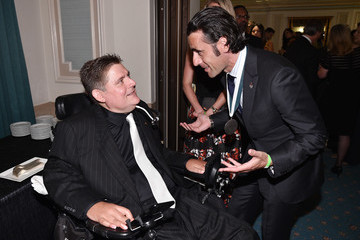 Dario Franchitti 31th Annual Great Sports Legends Dinner to Benefit the Buoniconti Fund to Cure Paralysis - Legends Reception