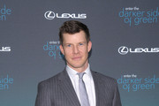 Actor Eric Mabius attends The Darker Side of Green climate change debate at Skylight West on March 30, 2010 in New York City.