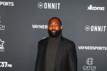 Darrelle Revis VaynerSports x ONE37pm Emerging Kings Party - Arrivals