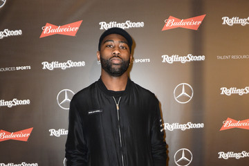 Darrelle Revis Rolling Stone Live: Houston Presented by Budweiser and Mercedes-Benz. Produced in Partnership With Talent Resources Sports. - Arrivals