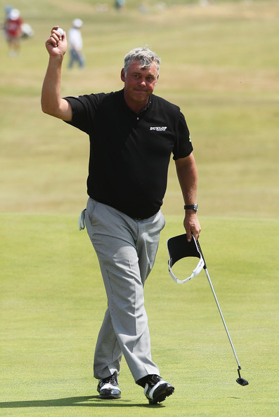 140th Open Championship - Day Two