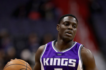 Darren Collison Sacramento Kings v Washington Wizards