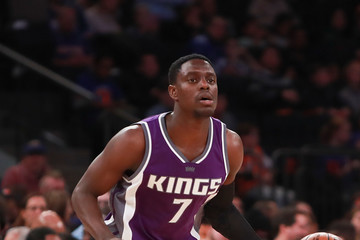 Darren Collison Sacramento Kings v New York Knicks
