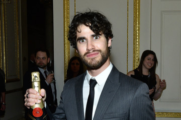 Darren Criss Moet & Chandon Toasts to Opening Night of Broadway's 'Finding Neverland'