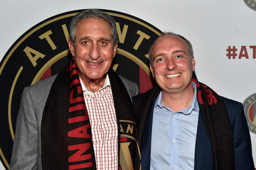 Darren Eales Guests Attend the MLS Atlanta Launch Event