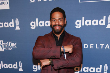 Darren Young 27th Annual GLAAD Media Awards - Arrivals