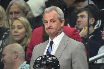 Darryl Sutter Tampa Bay Lightning v Los Angeles Kings