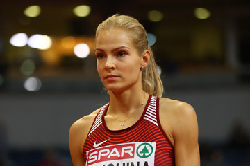 Darya Klishina 2017 European Athletics Indoor Championships - Day Three