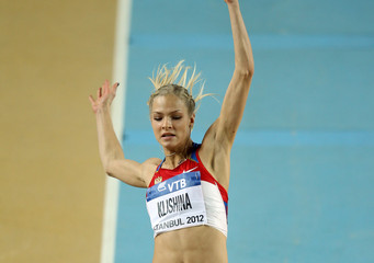 Darya Klishina IAAF World Indoor Championships - Day Three