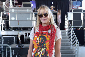 Daryl Hannah Coachella Valley Music and Arts Festival: Day 1